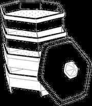 GEO Terrakottataarn illustration og tegning FRISKE SPIRER