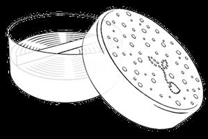SpirePerle illustration tegning FRISKE SPIRER
